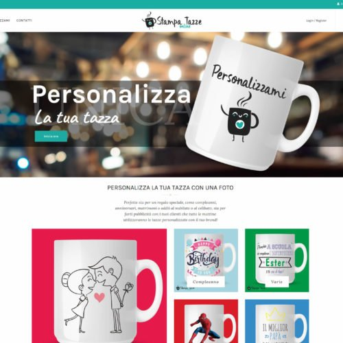 Stampa Tazze Online